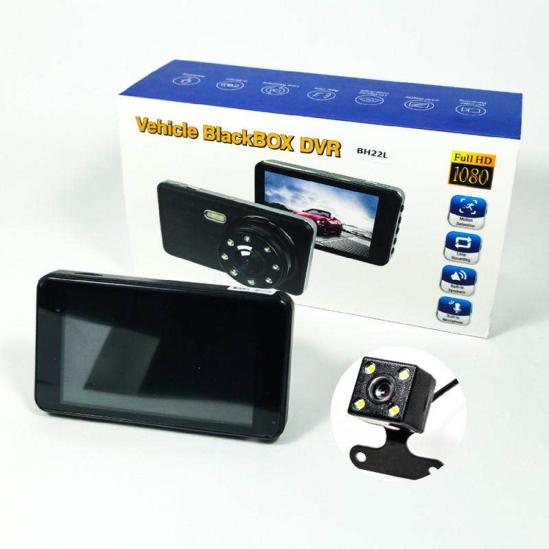 Двухкамерный видеорегистратор BH22L
