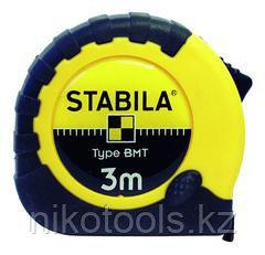 Карманная рулетка STABILA ТИП BMT 3 МЕТРА