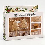 Ёлки на подставке «Снежный лес», набор для шитья, 10,5 × 16 × 5 см, фото 2