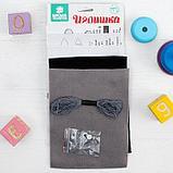 Набор для творчества. Игрушка из фетра с магнитами «Енот», фото 3