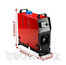 Автономный дизельный обогреватель, дизельная печка, 12В, мощность 5 кВт, с пультом ДУ, фото 2