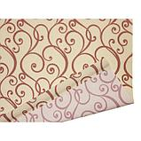 Рулонная штора «Ампель», 120 х 175 см, цвет бордо, фото 3
