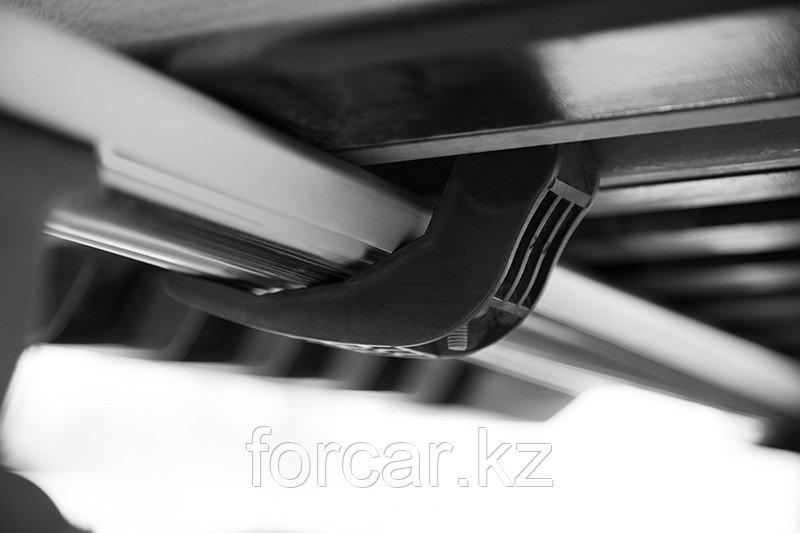 Бокс LUX IRBIS 206 черный глянцевый 470 л (206х75х36 см.) с двусторонним открыванием - фото 10