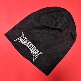 Шапка Metallica