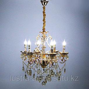 Люстра Классика 8825/6 Gold, фото 2