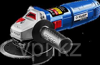 Угловая шлифовальная машина  П125-750 ЗУБР