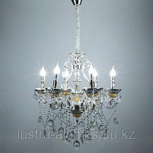 Люстра Классика 8825/6 Silver, фото 2
