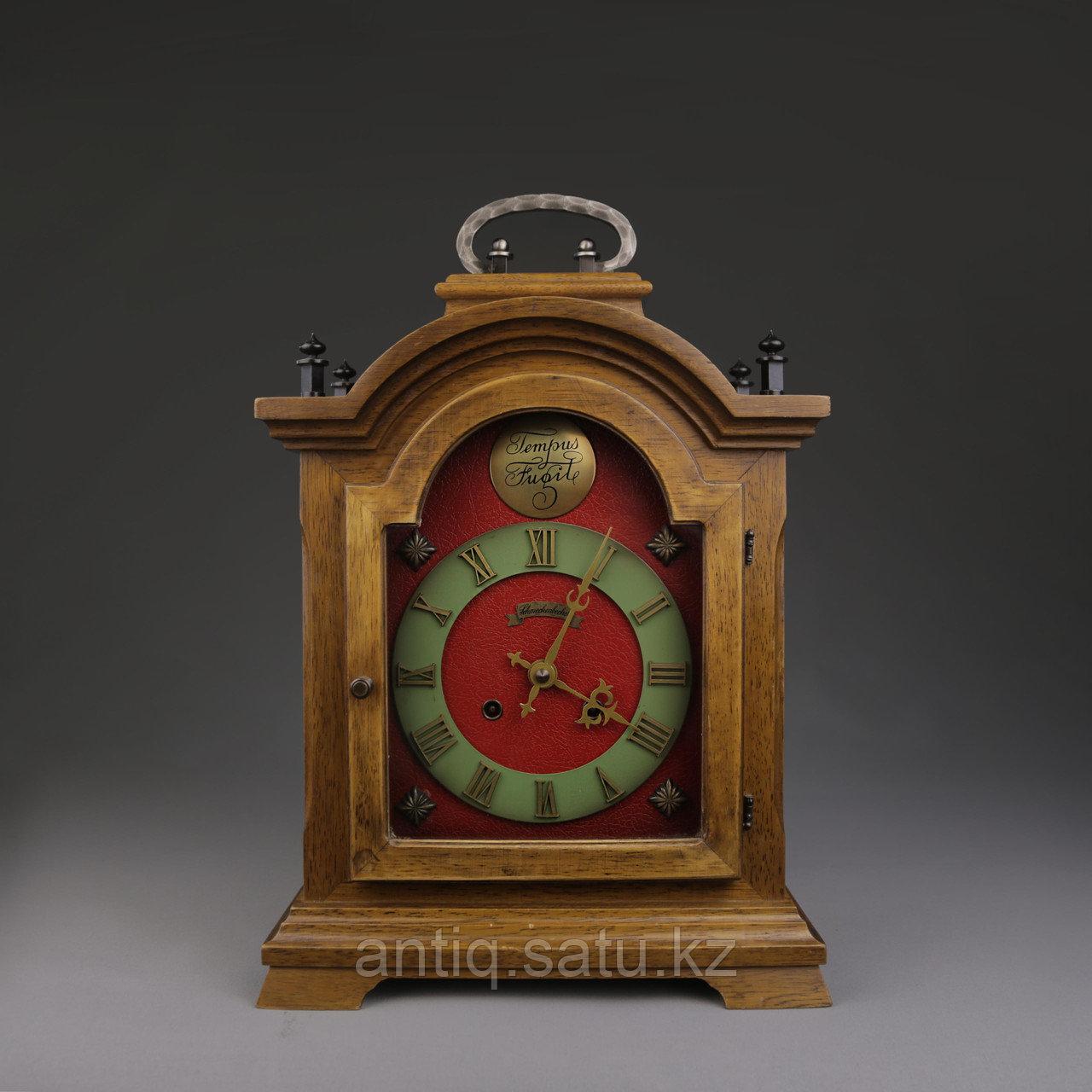 Настольные часы. Часовая мастерская Emil Schmeckenbecher - фото 1
