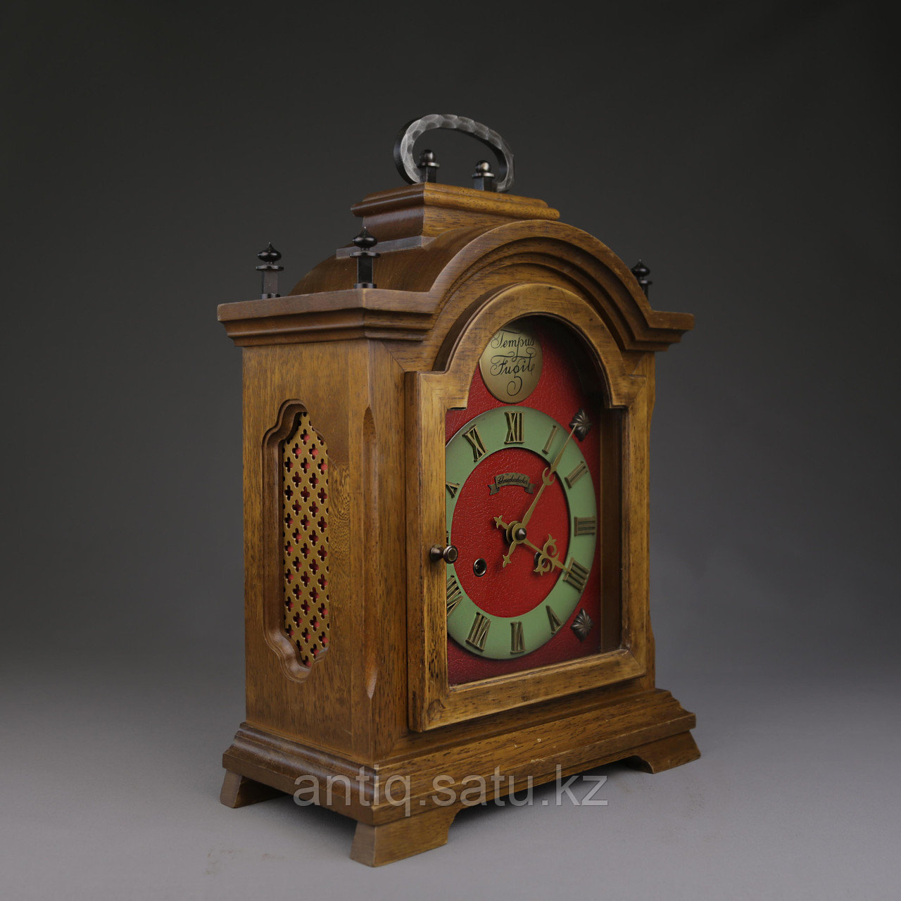 Настольные часы. Часовая мастерская Emil Schmeckenbecher - фото 3