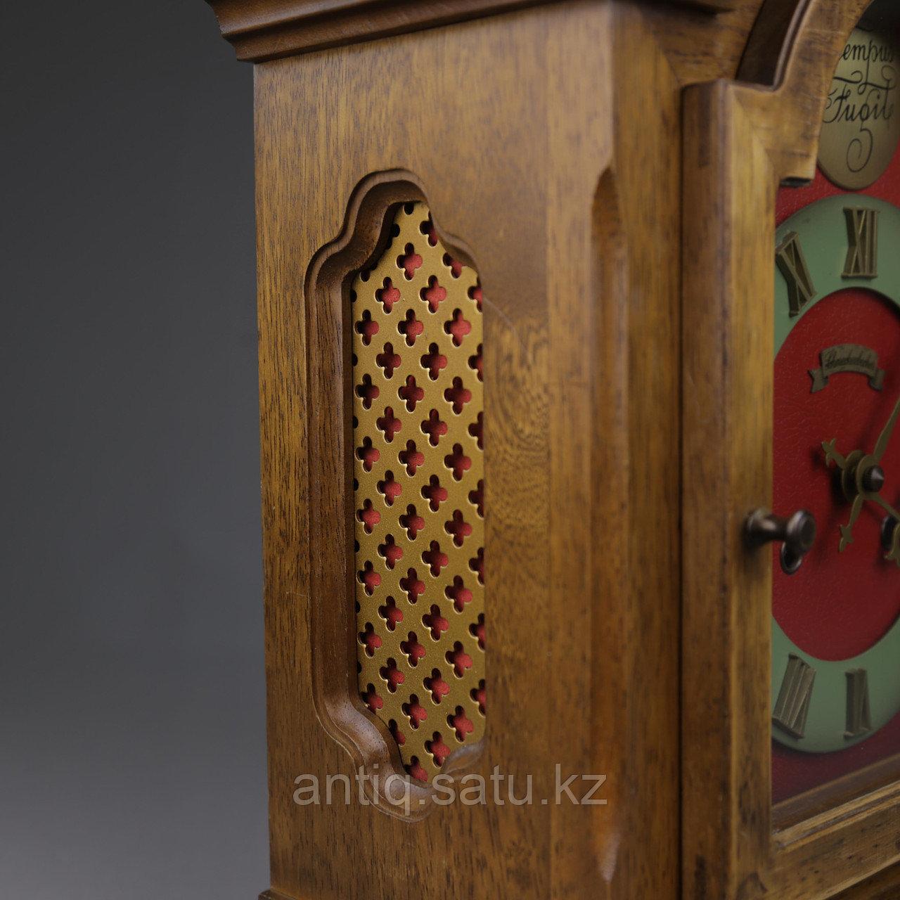 Настольные часы. Часовая мастерская Emil Schmeckenbecher - фото 6