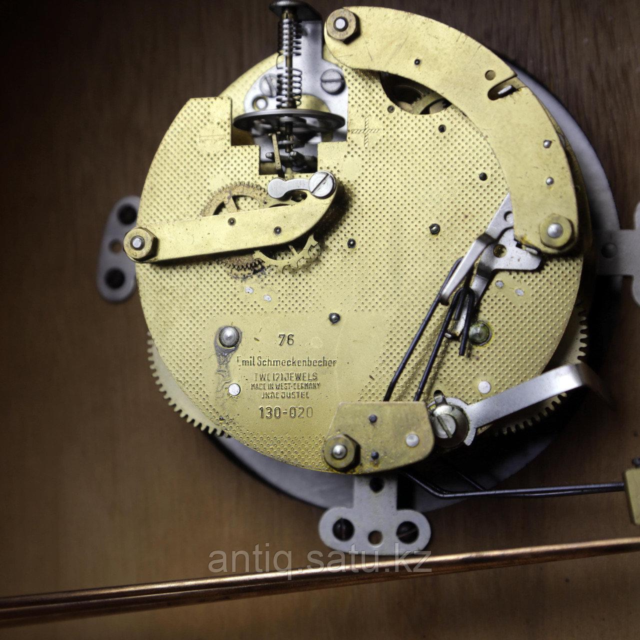 Настольные часы. Часовая мастерская Emil Schmeckenbecher - фото 8