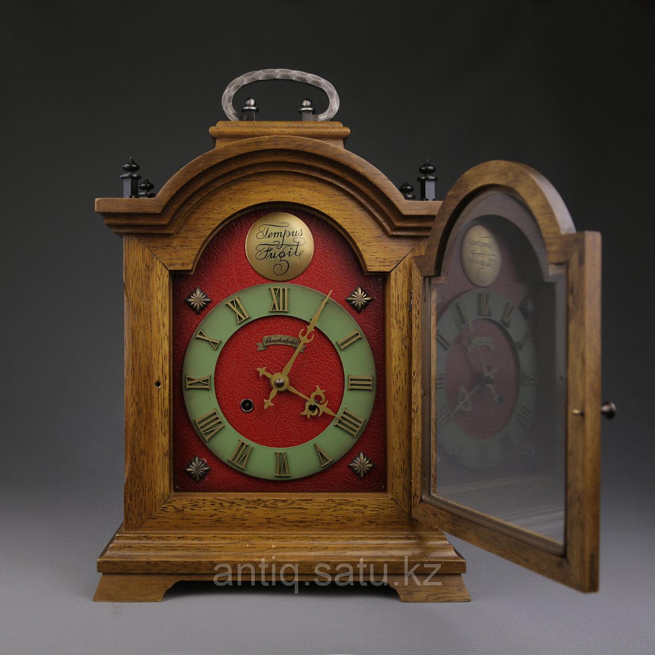 Настольные часы. Часовая мастерская Emil Schmeckenbecher - фото 2