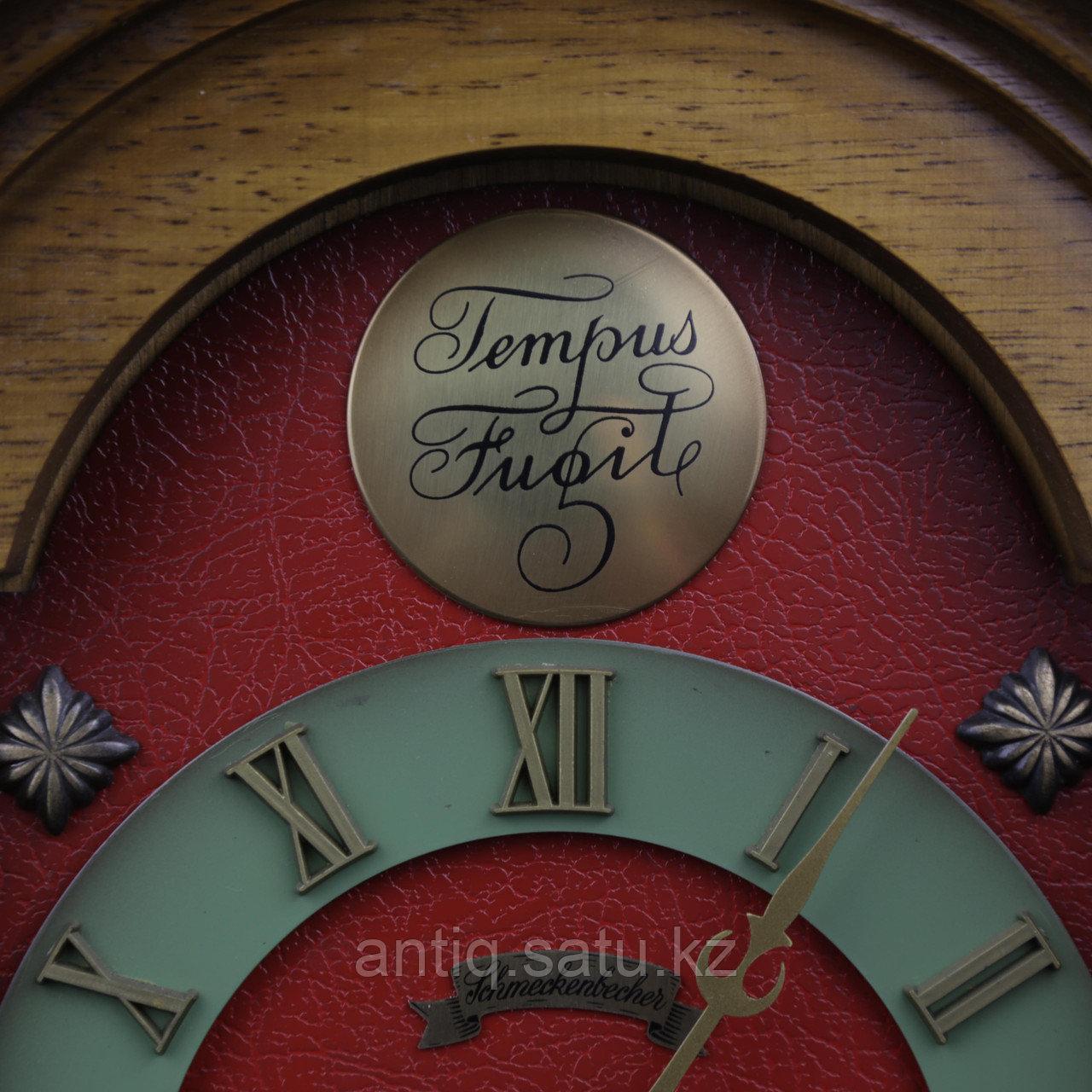 Настольные часы. Часовая мастерская Emil Schmeckenbecher - фото 7