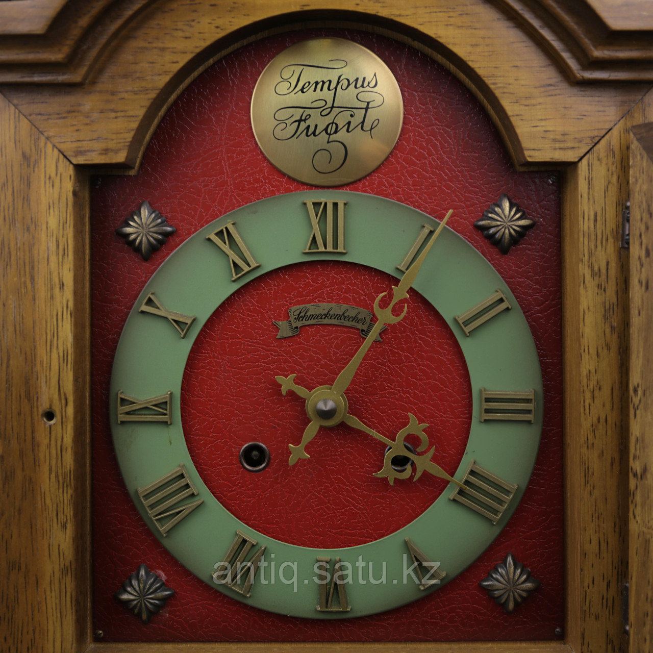 Настольные часы. Часовая мастерская Emil Schmeckenbecher - фото 4