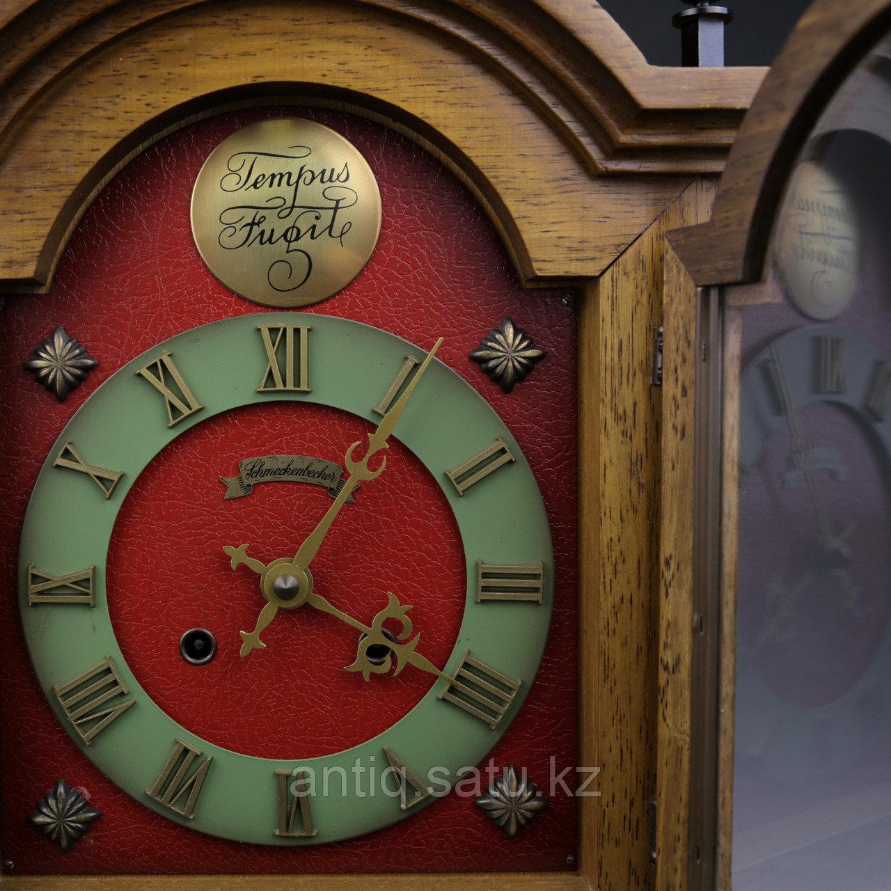 Настольные часы. Часовая мастерская Emil Schmeckenbecher - фото 5