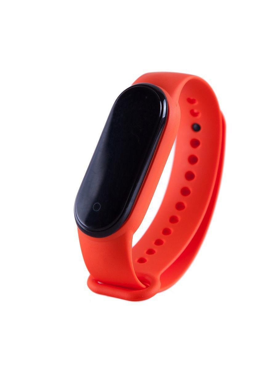 Силиконовый браслет на Xiaomi mi band 3/4 (копия)