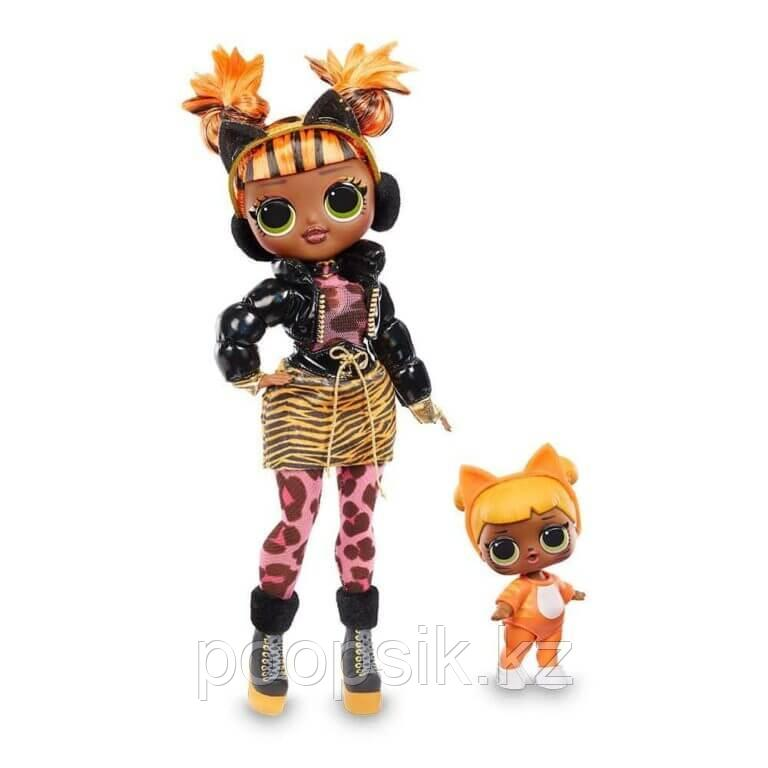 Лол Омг Мисси Мяу Винтер Чилл 2 куклы Lol Omg Missy Meow Winter Chill - фото 2