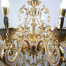 Люстра Классика 8825/10 Gold, фото 2