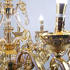 Люстра Классика 8825/10 Gold, фото 3