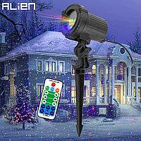 Новогодний лазерный проектор LASER OL 203