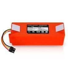 Сменная батарея для робота-пылесоса  6500 mAh (люкс копия, 30 дней гарантия)