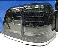 Задние фонари LC200 2008-15 стиль 2016 Black color
