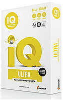 Бумага офисная IQ Ultra А4, 80 г/м2, 168%, 500 л