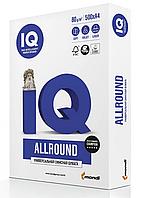 Бумага офисная IQ Allround А4, 80 г/м2, 162%, 500 л