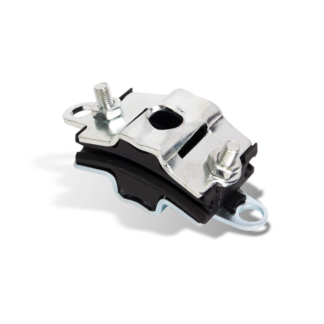 Промежуточный зажим поддерживающий для закрепления волоконно-оптического кабеля А-Оптик АО-SC