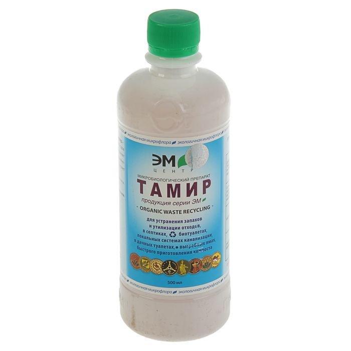 Для компостирования Тамир 500 мл