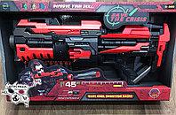 """Игрушечный бластер """"Soft bullet gun"""", фото 1"""
