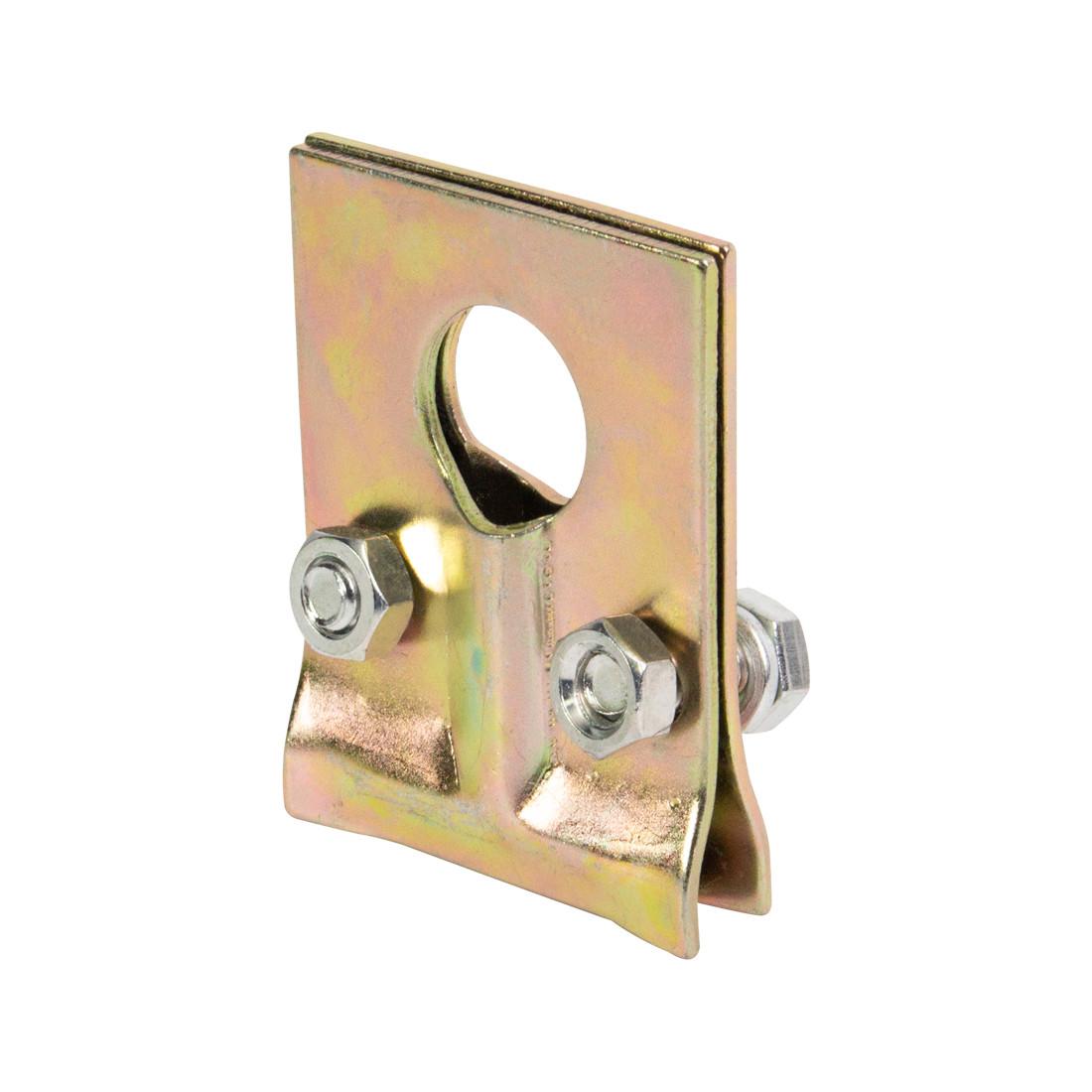 Промежуточный зажим для кабеля подвесного типа 8 с троссом или стеклопрутком А-Оптик АО-ZP-8-1