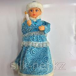 Кукла новогодняя светящаяся