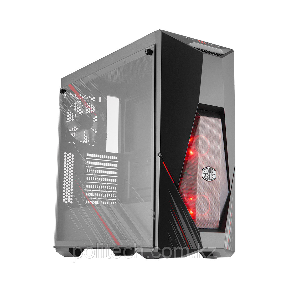 Компьютерный корпус Cooler Master MasterBox K500 Phantom Gaming Edition без Б/П