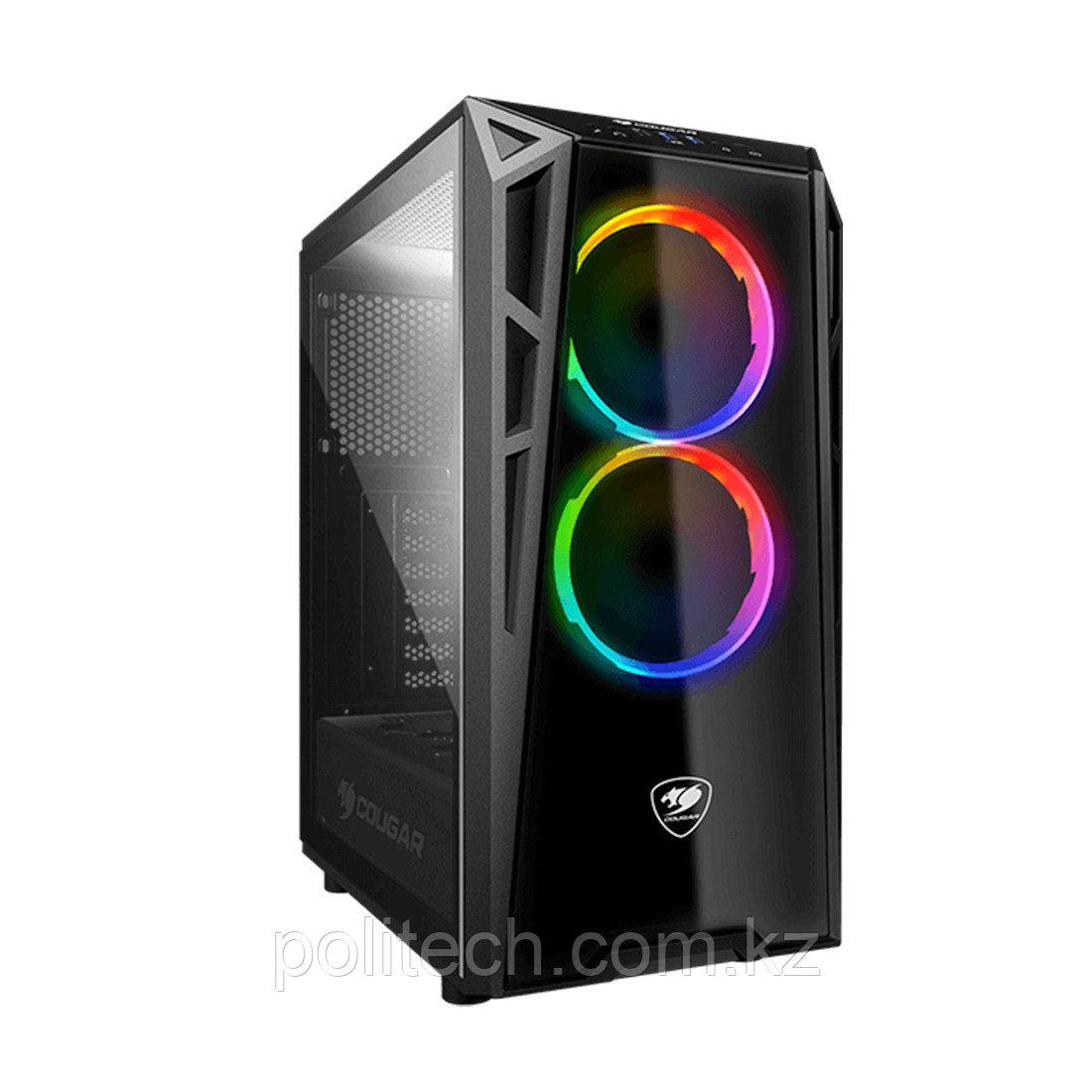 Компьютерный корпус Cougar Turret RGB без Б/П