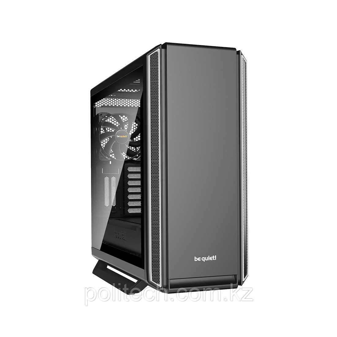 Компьютерный корпус Bequiet! Silent Base 801 Window Silver