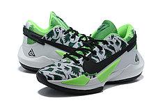 """Баскетбольные кроссовки Zoom Freak 2 """"Leaf"""" (36-46), фото 3"""