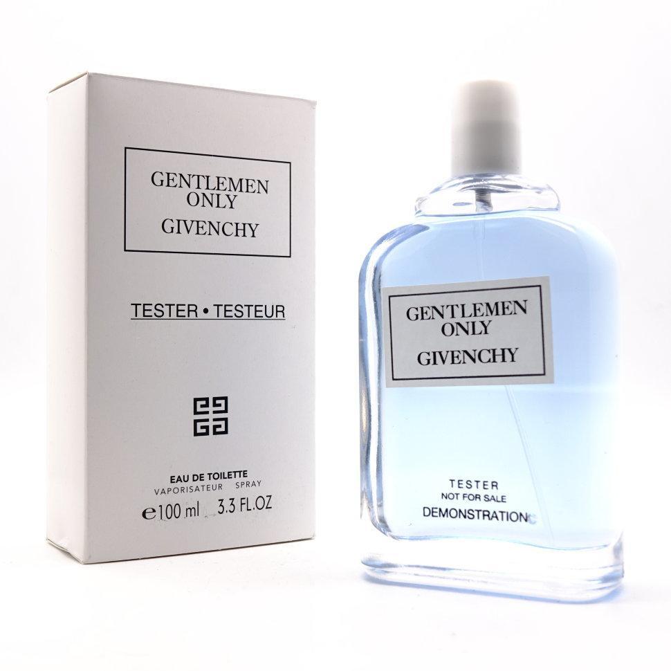 Туалетная вода Gentlemen Only Givenchy для мужчин 100мл (тестер)