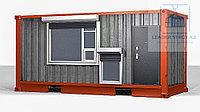 Блок контейнер для шиномонтажа, фото 1