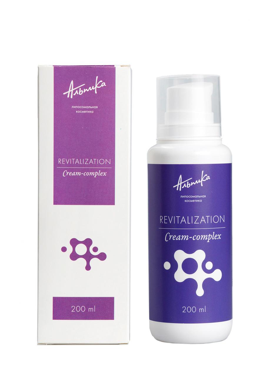 Альпика  REVITALIZATION Cream-complex 200 мл