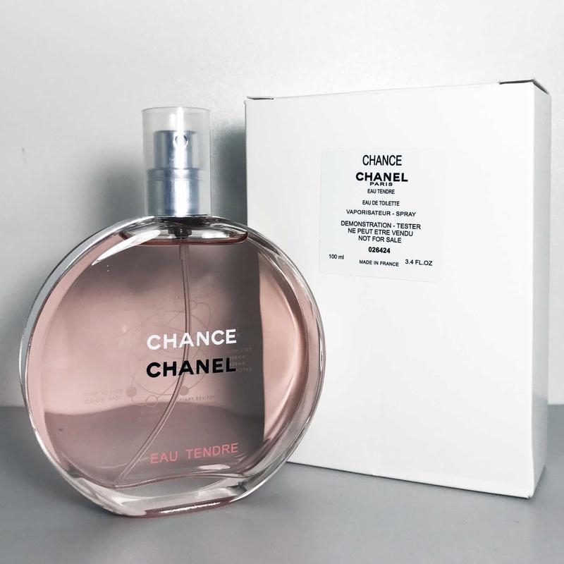 Chance Eau de Toilette Chanel для женщин 100мл (тестер)