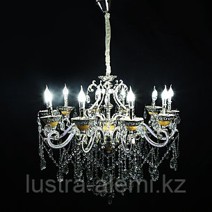 Люстра Классика 8825/10 Silver, фото 2
