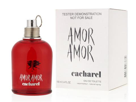 Amor Amor Cacharel для женщин 100мл (тестер)
