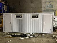 Сантехнический блок - контейнер, фото 1