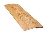 Начальная планка фасадной панели Золотой Орех 10x20х10x3000 мм