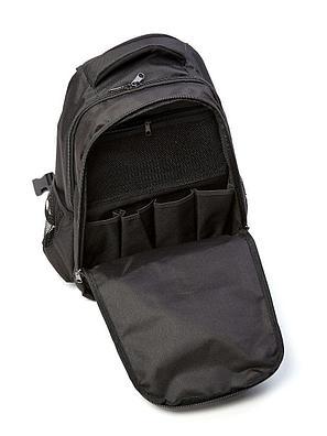 Рюкзак для инструментов 330х200х450мм (3 отдела+17 карманов, ортопед.спинка, усиленные лямки, до  35 кг), фото 2