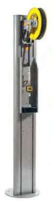 Опорная стойка для маслораздаточных катушек на 1 пост Meclube 023-1972-000
