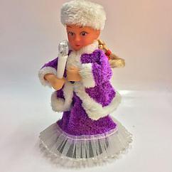Новогодняя кукла