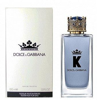 K by Dolce & Gabbana Dolce&Gabbana для мужчин 100мл (тестер), фото 2