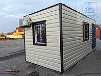 Жилой дом из контейнера 20ф, фото 1
